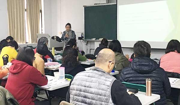 【課程花絮】3月照顧服務員自費補助班,爆棚開課!