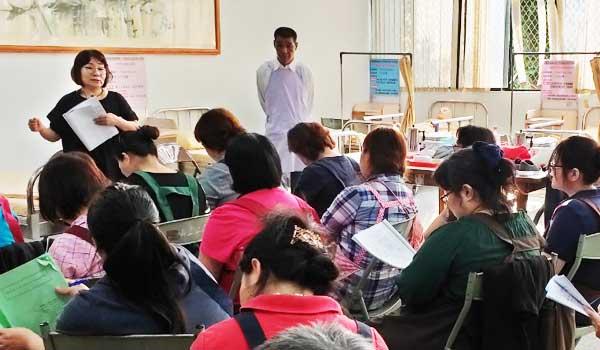【9月開課】108年照顧服務員術科加強班,熱烈報名中